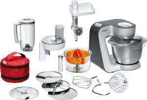 Bosch MUM56S40 Styline Küchenmaschinen Test