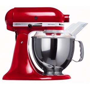 Küchenmaschinen Test - Hersteller Kitchenaid