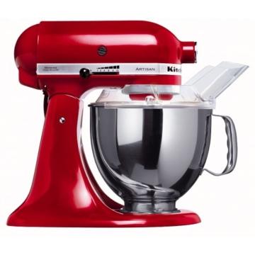 Handhabung und Reinigung bei der Kitchenaid Artisan 5KSM150PSEER Küchenmaschine