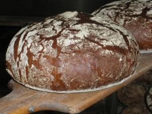 Küchenmaschine zum Bcken - Teigrezept für rustikales Bauernbrot