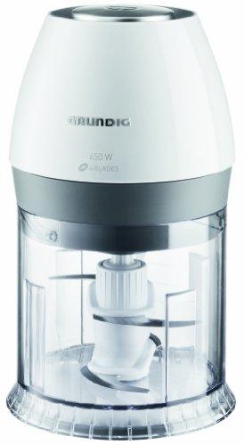 Grundig CH 6280 w Kompakt Küchenmaschine Zerkleinerer - 1