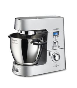 Handhabung und Reinigung der Kenwood KM 096 Cooking Chef Küchenmaschine mit Kochfunktion