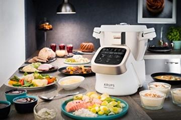 Sicherheit der Krups HP5031 Prep & Cook Küchenmaschine mit Kochfunktion