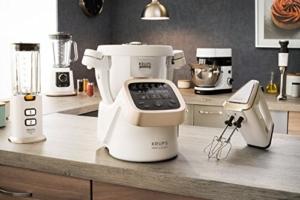 Preis-Leistungs-Verhältnis der Krups HP5031 Prep & Cook Küchenmaschine mit Kochfunktion