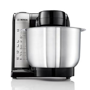 Test Fazit der Bosch MUM48A1 Küchenmaschine