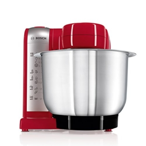 Ausstattung und Zubehör der Bosch MUM48R1 Küchenmaschine