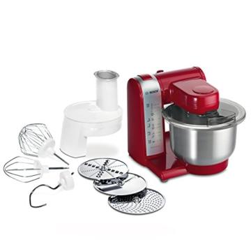 Handhabung und Reinigung der Bosch MUM48R1 Küchenmaschine