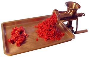 Küchenmaschinen mit Fleischwolf sind vielfältig einsetzbar!