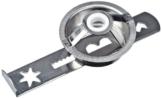 Bosch MUZ45SV1 Spritzgebäckvorsatz für Fleischwolf zu Küchenmaschinen (MUM4, MUM5) weiß -