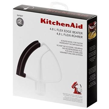 Kitchenaid 5KFE5T Flexi-Rührer für Küchenmaschine, 4.8 L -
