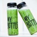 Grüne Smoothie Rezepte, mit denen ihr garantiert abnehmt!