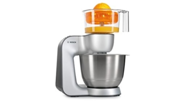 Bosch MUM56340 Küchenmaschine Styline ᐅ PRODUKTVORTEILE